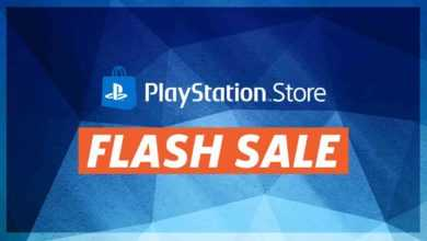 UK PSN Flash Sale December 2019