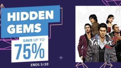 Photo of La vente de Hidden Gems offre de grandes remises sur le PlayStation Store américain