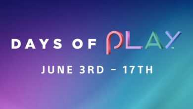 Days of Play 2020 US PlaySTation Store sale