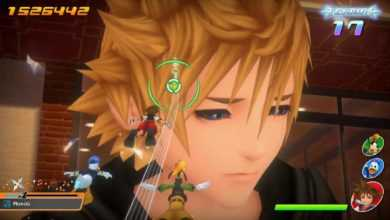 Kingdom Hearts Melody Of Memory a 140 pistes et 20 personnages, sorti en 2020