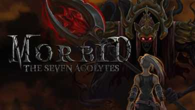 Ultragothic Action RPG Morbid: The Seven Acolytes Set for PS4 Release in 2020