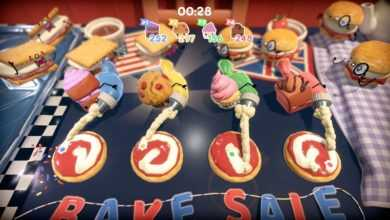Photo of Cake Bash PS4 Tests