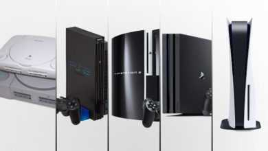History of PlayStation: PS1, PS2, PS3, PS4, and PS5