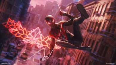 Photo of Spider-Man Miles Morales a une couverture réversible brillante