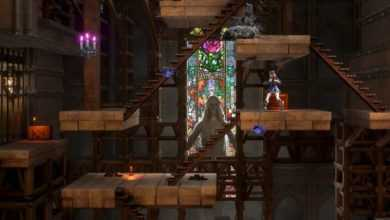 Le mode classique Bloodstained Ritual Of The Night est maintenant disponible sur PS4