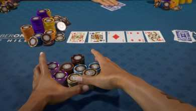 PS5 launch games poker club
