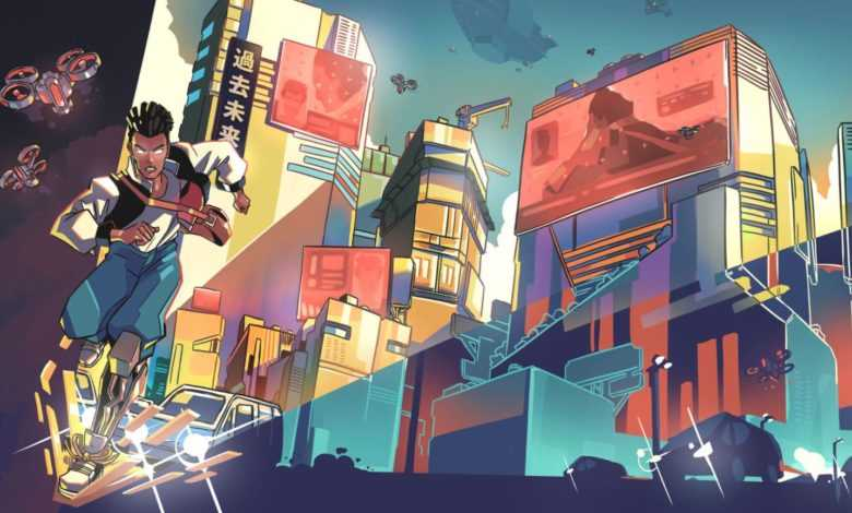 musical-narrative-runner-aerial_knights-never-yield-confirms-ps5-release-date-for-may